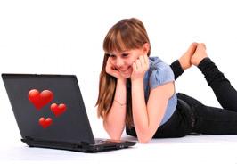 сайт знакомств, сравнение сайта знакомстви социальной сети