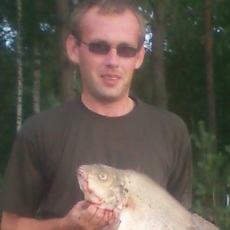 Фотография мужчины Кто То, 34 года из г. Солигорск