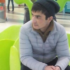 Фотография мужчины Мансур, 34 года из г. Санкт-Петербург
