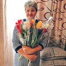 Фотография девушки Таиса, 58 лет из г. Червень