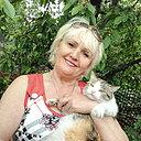 Натали Валодина, 60 лет