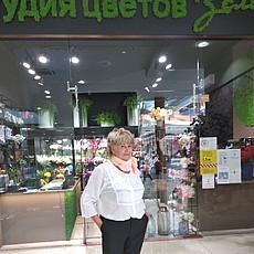 Фотография девушки Нина, 62 года из г. Санкт-Петербург