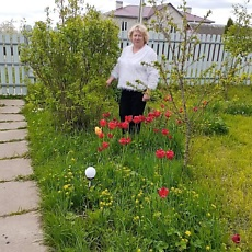 Фотография девушки Nina, 60 лет из г. Могилев