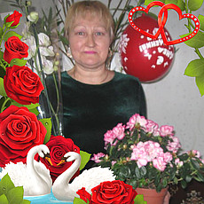 Фотография девушки Валентина, 60 лет из г. Климовичи